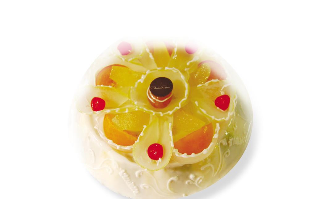 CASSATA SICILIANA Tipico dolce con ricotta 7aa339fdc55e
