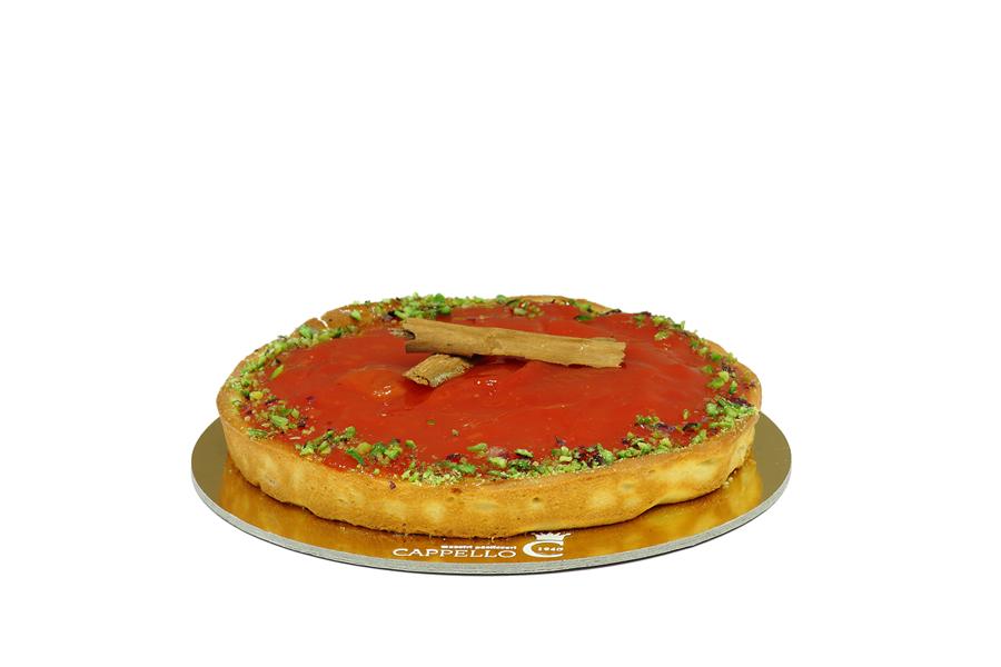 CROSTATA AL GELO Crostata con gelo di anguria 65c25c27256d