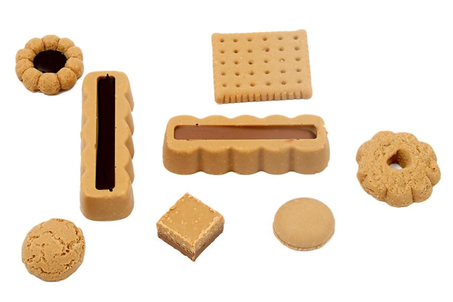 Cioccolato Dulcey Morbido e al sapore di biscotto…dal colore. 7da70af871c5